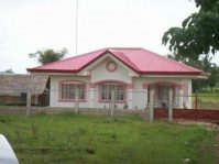 Cano-an Estancia Iloilo Bungalow House and Lot for Sale
