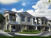 Woodsville Residences Merville Paranaque Townhouse for Sale, Near Bonifacio Global City, Makati Central Business District