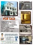 Kapitolyo Pasig City 3-Bedroom Townhouse for Sale, Near Ortigas Center, Shangrilla, SM Megamall