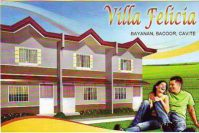 Villa Felicia Bayanan Bacoor Cavite House and Lot for Sale