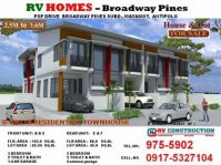 Broadway Pines-Townhouse for Sale Antipolo