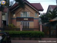 Springville Central Molino Bacoor Cavite House and Lot Sale