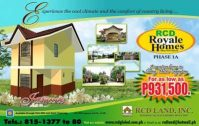 Silang Metro Tagaytay Cavite Vacation House for Sale