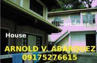 Barangay Kapitolyo Pasig City House for Sale