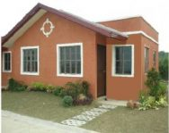 Sunflower Homes Angono Rizal Cheap House and Lot for Sale