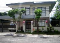 New Modern House for Sale in Loyola Grand Villas Quezon City