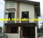 New House and Lot for Sale Mapayapa Village Quezon City