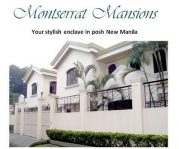 New Montsserat Mansion House for Sale New Manila Quezon City
