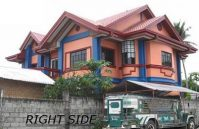 in Bongabong Oriental Mindoro  House and Lot for Sale Philippines