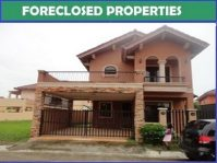 Foreclosed House Lot for Sale Valenza Subd Sta Rosa Laguna