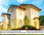 House and Lot For Sale in Iloilo - Stephanie Model House
