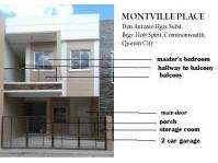 South Gate Don Antonio Quezon City House & Lot for Sale