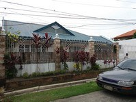 Gardenville Subdivision Bacolod City 4BR House & Lot For Sale