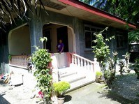 Ibajay, Aklan Beach Front House & Lot For Sale