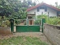 Davao City House & Lot For Rush Sale W/ 4 Fish Ponds