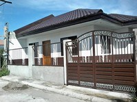 Fortune Towne, Bacolod City House & Lot For Sale 101824